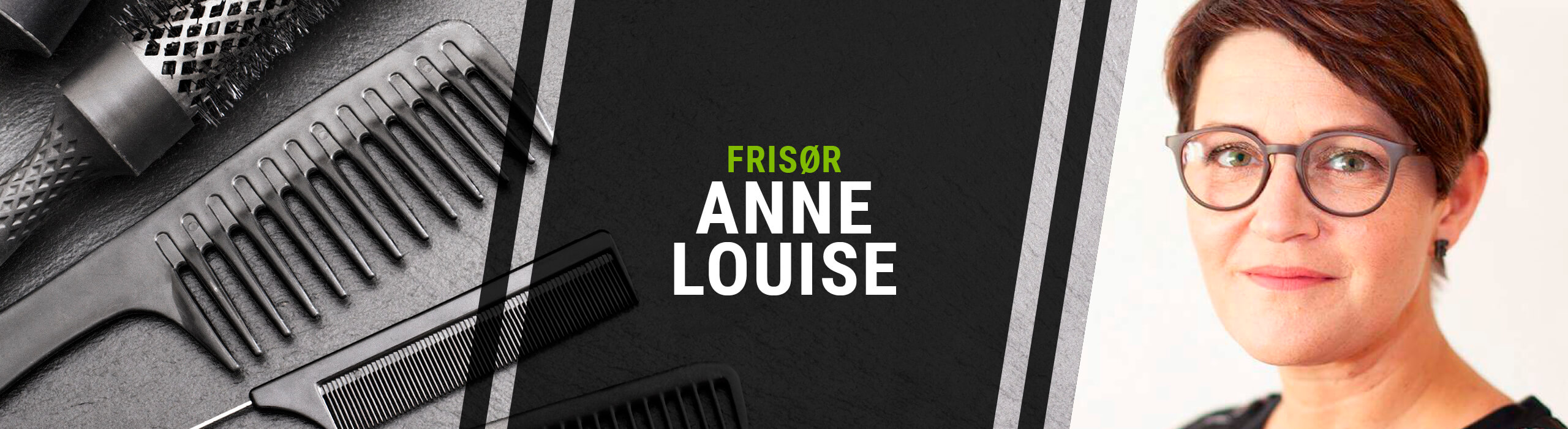 Frisør Anne Louise